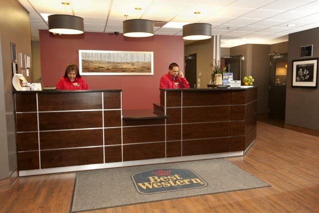 Professional Photo Hotel Lobby