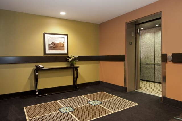 Professional Commercial Photo Hotel Hallway