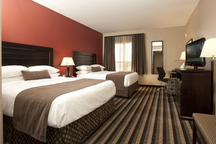 Professional Commercial Photo Hotel Room