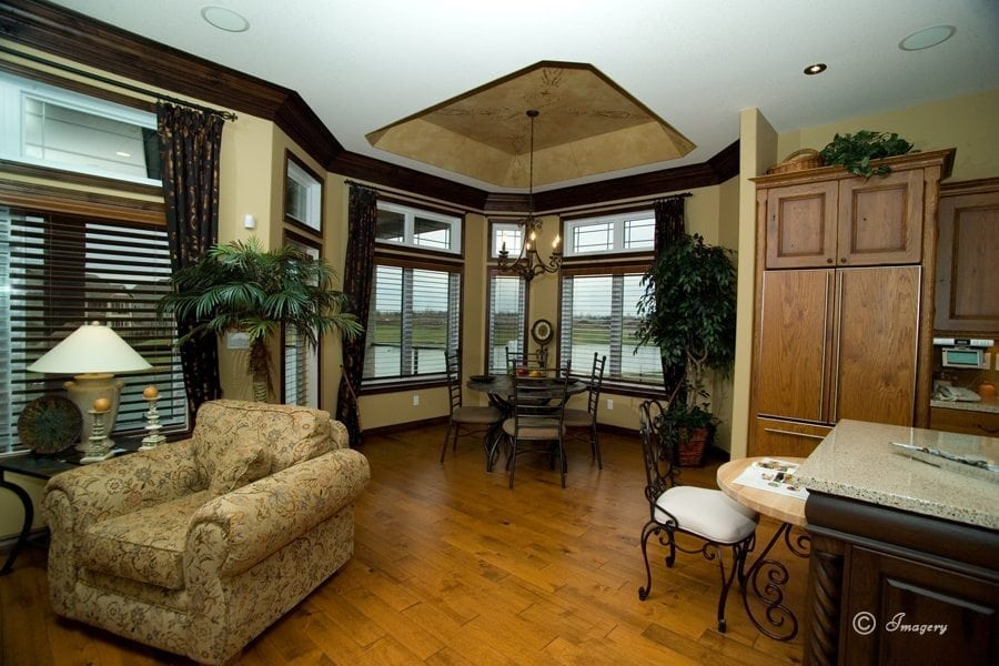 Professional Photo Inside House